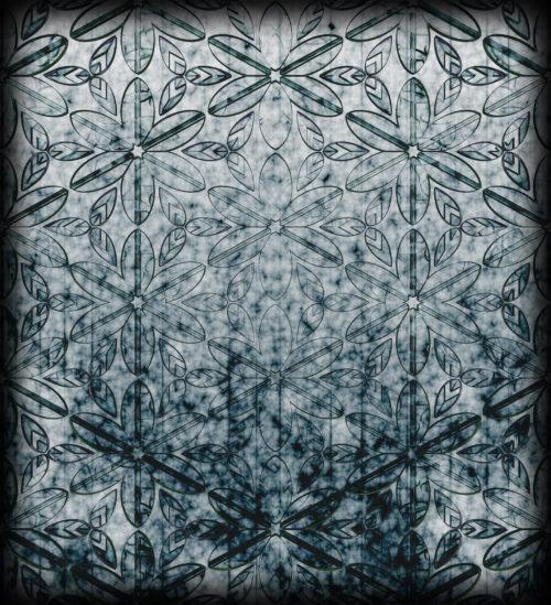 grunge paper background in blue