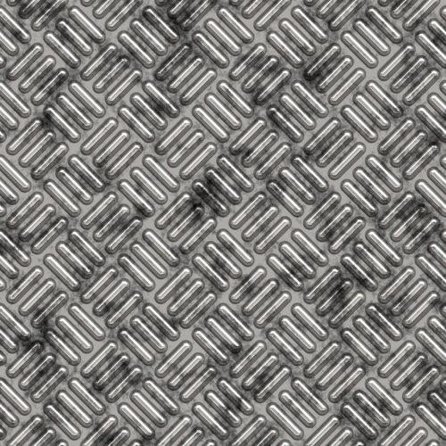 diamond or tread plate metal background texture