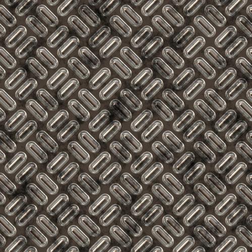 diamond plate metal background texture