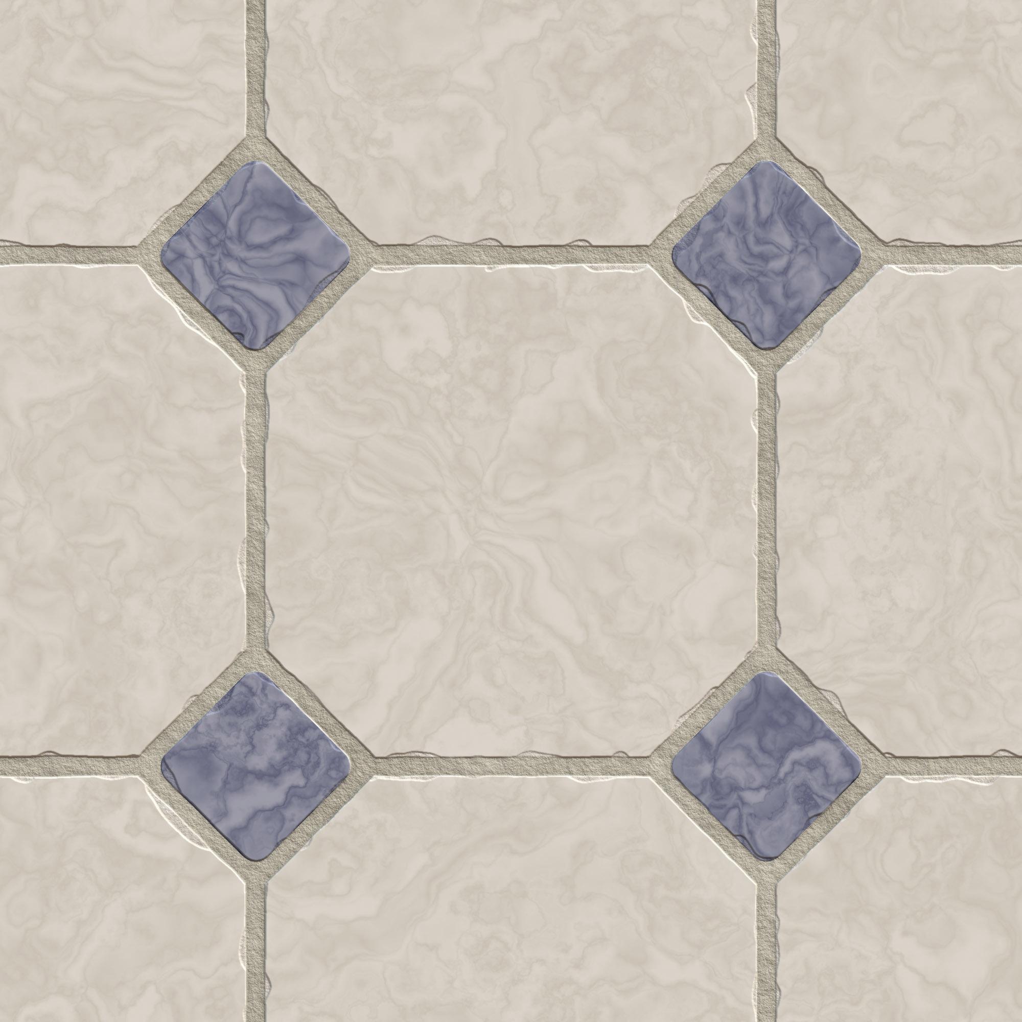 Fantastic seamless floor tile background texture
