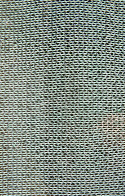 green plastic mesh background texture