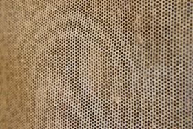 old brass metal mesh texture