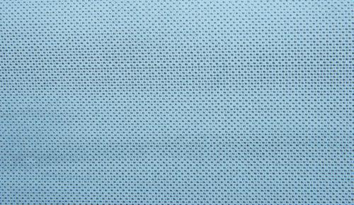 light blue plastic mesh background texture