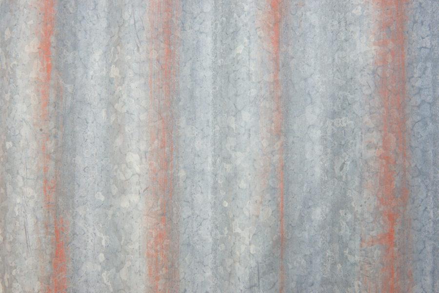 corrugated iron metal background texture
