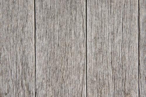 old rough wooden floor boards
