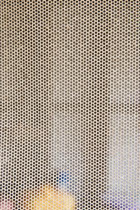 old brass metal mesh background texture