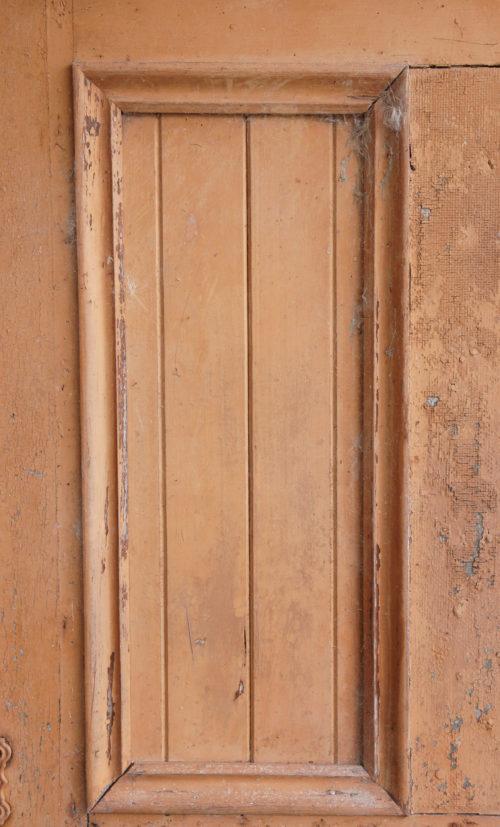 wood frame in wooden door background image