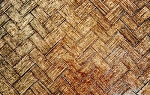 woven bamboo wooden floor texture