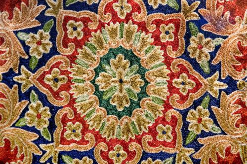 Persian rug texture