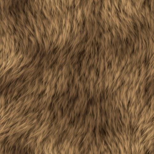 brown fur texture