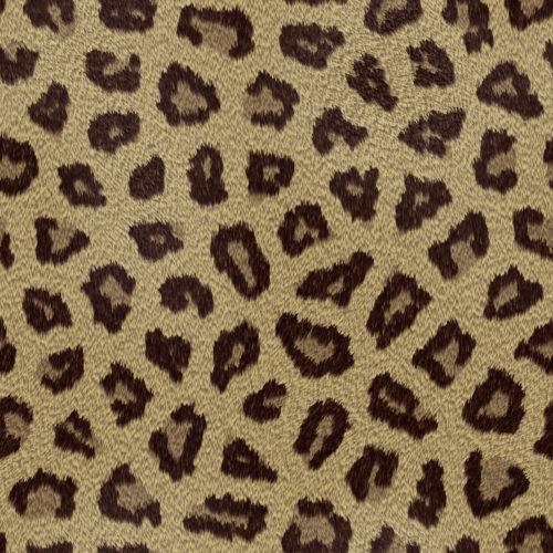 seamless leopard spots texture