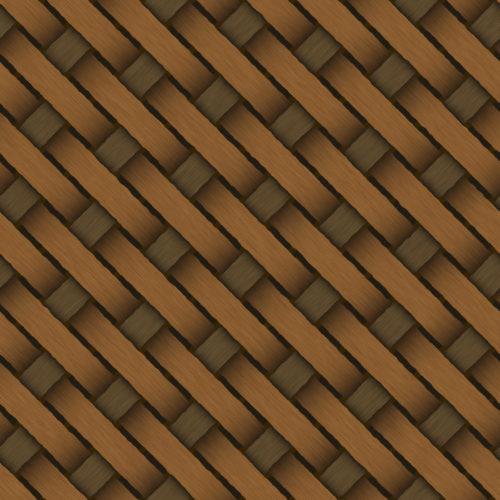 seamless wicker basket texture