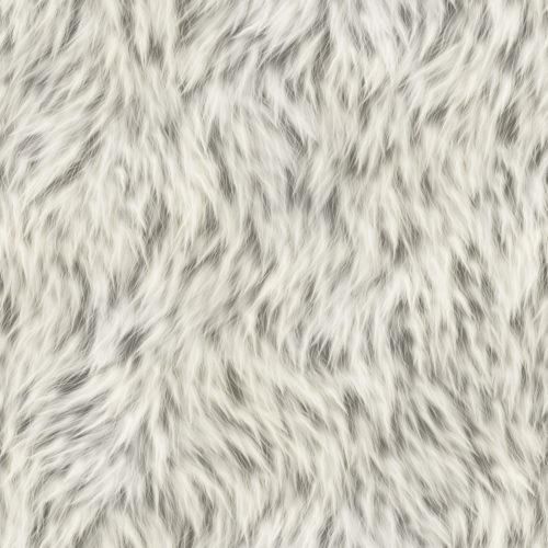 seamless white fur texture