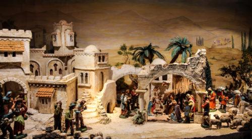 another nativity scene