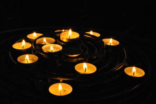 candles xmas photo