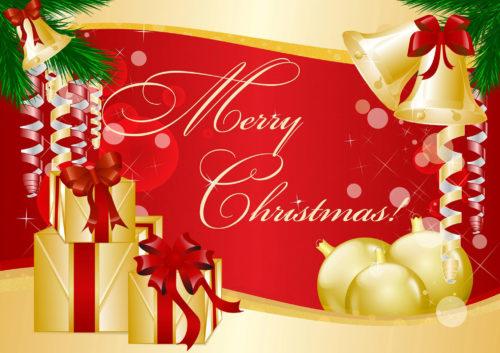 fantastic christmas wallpaper image or card