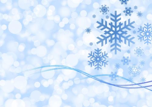 light blue snow christmas wallpaper
