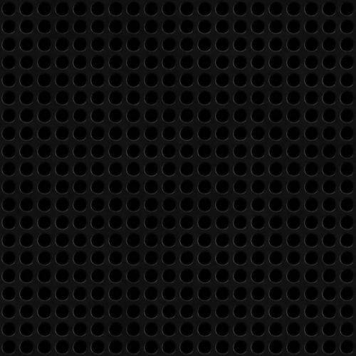 Seamless old black mesh screen metal background texture